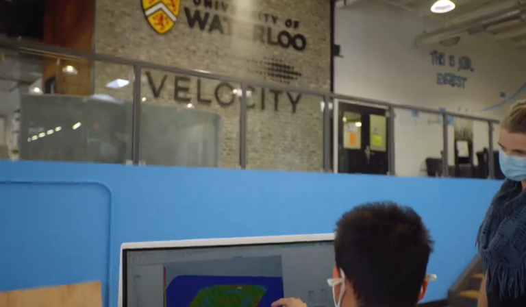 Evercloak's success story featured in a video by UWaterloo Innovation Summit